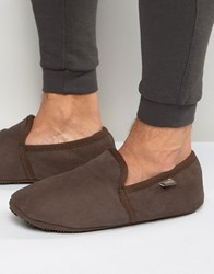 Just Sheepskin Slippers Brown