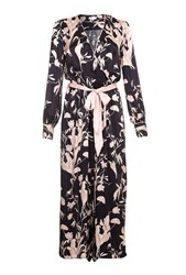 Ghost Ilona Jumpsuit Briony Bloom Multi Coloured Multi Coloured
