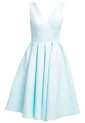 Chi Chi London Cocktail Dress Party Dress Mint