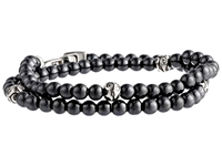 Stephen Webster Thorn Double Wrap Beaded Bracelet