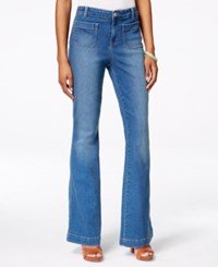 Styleandco. Style And Co. Rain Wash Flared Jeans Only At Macy's