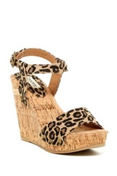 Groove Adriana Wedge Sandal Multi