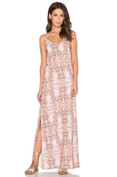 Whitney Eve Sinai Dress Beige