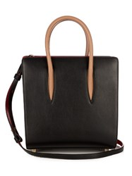 Christian Louboutin Paloma Large Leather Tote Black