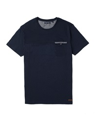 Bravesoul Brave Soul Short Sleeve Pocket T Shirt Navy