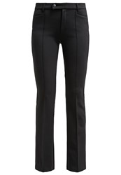 M A C Mac Dream Trousers Schwarz Black