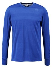 Adidas Performance Supernova Sports Shirt Collegiate Royal Blue