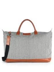 Want Les Essentiels Hartsfield Weekender Tote Grey Tan