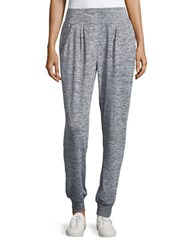 Marc New York Marled Jogger Pants Grey