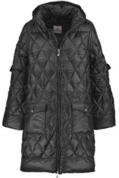 Pyrenex Replic Quilted Shell Down Coat Black