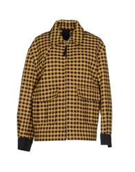 Woodwood Jackets Ocher