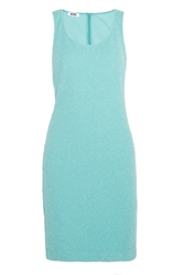Moschino Cheap And Chic Stretch Boucla Dress