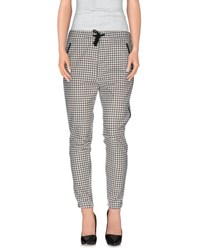 Maison Scotch Trousers Casual Trousers Women Ivory