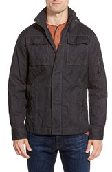 Men's Jeremiah 'Thorne' Coated Canvas Jacket