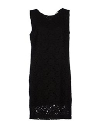 Momoni Momoni Short Dresses Black