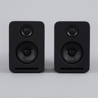 Nocs Ns2 V2 Air Monitors With Airplay All Black