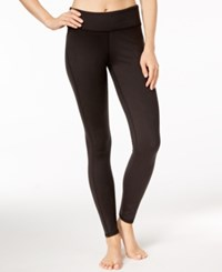 Gaiam Luxe Yoga Leggings Black