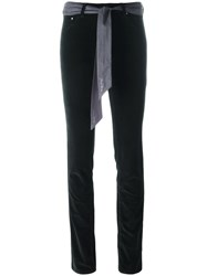 Jacob Cohen Skinny Jeans Black