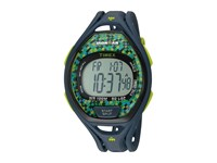 Timex Ironman Sleek 50 Full Size Resin Strap Blue Green Watches