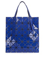 Issey Miyake Lucent Gloss Tote Blue
