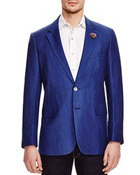 Robert Graham Quinn Classic Fit Sport Coat Blue