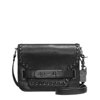 Small Coach Swagger Shoulder Bag