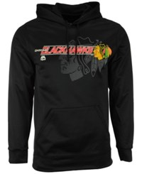 Majestic Men's Chicago Blackhawks Let Loose Synthetic Hoodie