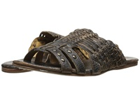 Bed Stu Diaz Black Lux Women's Dress Sandals