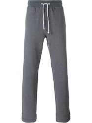 Brunello Cucinelli Drawstring Track Pants Grey