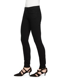 Proenza Schouler Stretch Denim Skinny Jeans Black