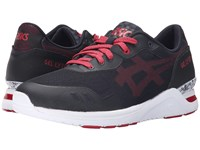 Asics Tiger Gel Lyte Evo Nt Indian Ink Classic Red Shoes Black