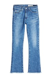 Adriano Goldschmied Cropped And Flared Jeans Gr. 29