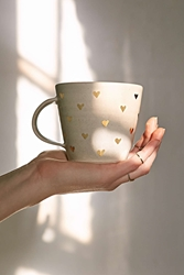 Pickle Pottery Heart Mug Urban Outfitters