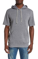 Alternative Apparel Men's Short Sleeve Hoodie
