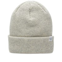 Norse Projects Classic Beanie Grey