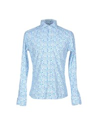 U Ni Ty Unity Shirts Shirts Men Blue