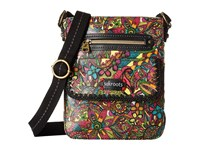 Sakroots Artist Circle Small Flap Messenger Rainbow Spirit Desert Cross Body Handbags Multi