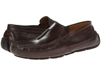 Clarks Ashmont Race Brown Smooth Men's Slip On Shoes