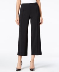 Alfani Pull On Culottes Only At Macy's Deep Black