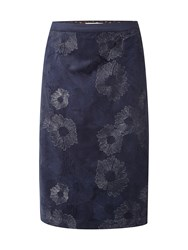 White Stuff Sparkle Me Skirt Navy