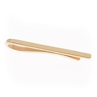 J.Crew Gold Plated Bobby Pin Tie Bar