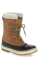 Sorel Men's '1964 Pac' Snow Boot Nutmeg Brown Black