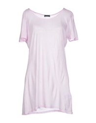 Fred Perry T Shirts Pink