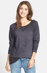 Women's Caslon Burnout Sweatshirt