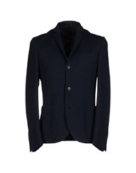 Patrizia Pepe Suits And Jackets Blazers Men Dark Blue