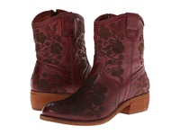 Taos Footwear Privilege Spice Red Cowboy Boots