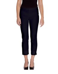 Karen Kane Plus Capri Pants Black