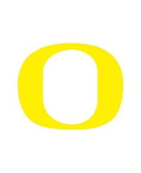 Stockdale Oregon Ducks 4' X 4' Magnet Team Color
