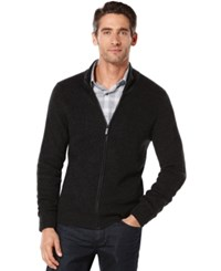 Perry Ellis Full Zip Sweater