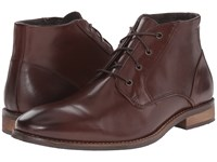 Nunn Bush Hawley Plain Toe Chukka Brown Men's Shoes